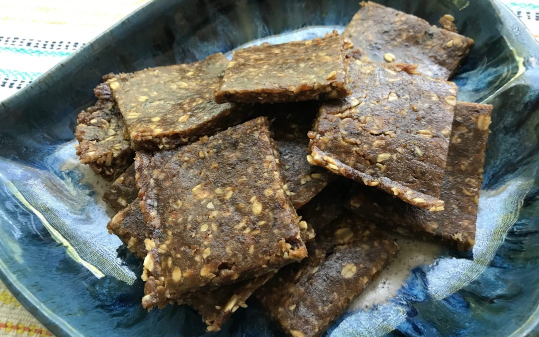 No Bake Granola Bars  Gluten Free and Nut Free