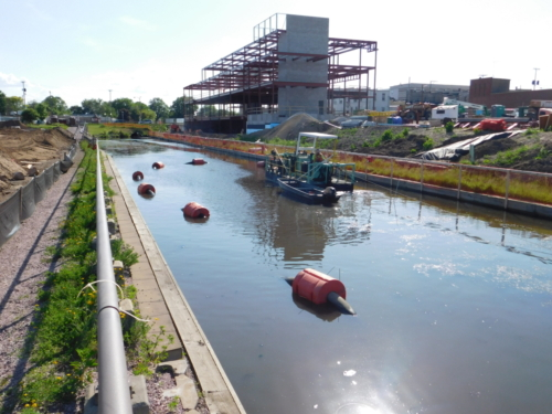 Portage Canal Segment 1 Dredging