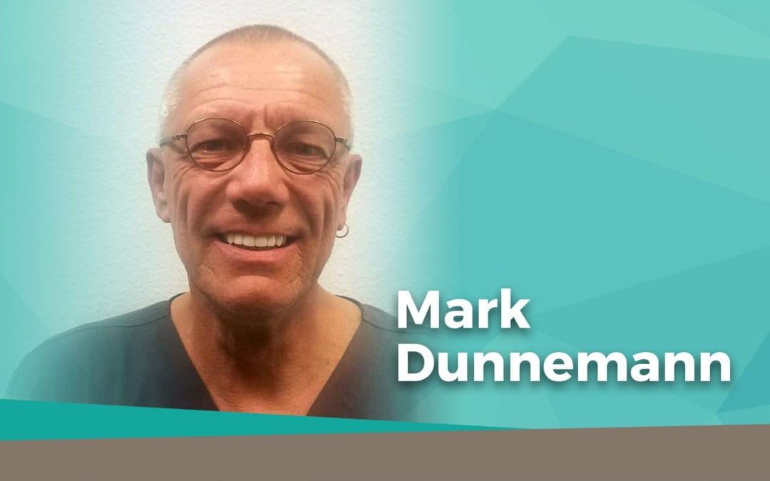 Our National Home Care Aide Week Superstar: Mark Dunnemann