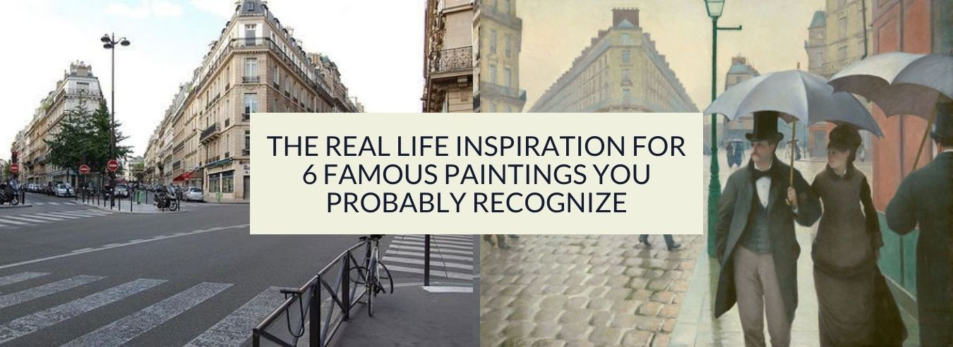 The Real LIfe Inspiration For 6 Famous Paintings