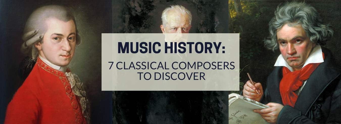 7 Classical Composers To Discover