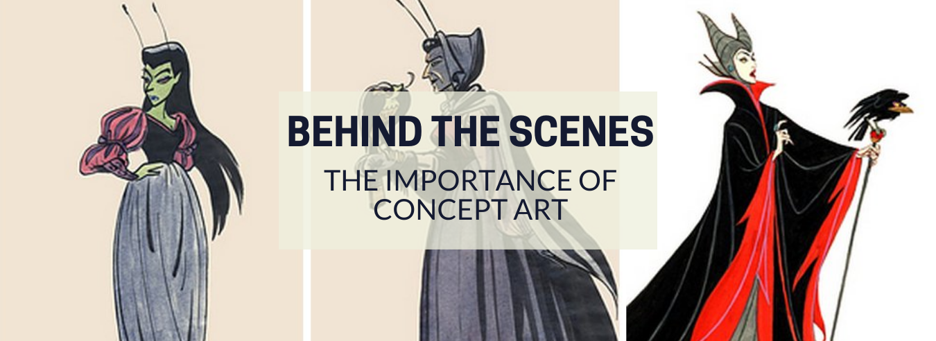 The Importance Of Concept Art