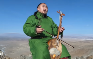 Mongolia's throat singing, or khöömii, has six variations, each categorized by the body part that produces it.