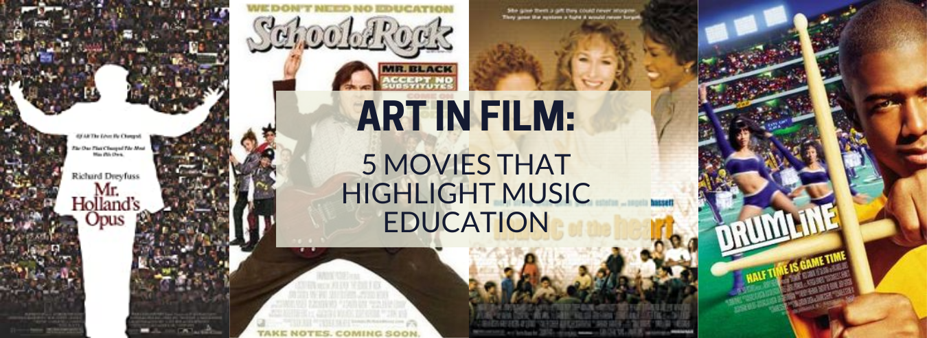 5 Movies That Highlight Music Education