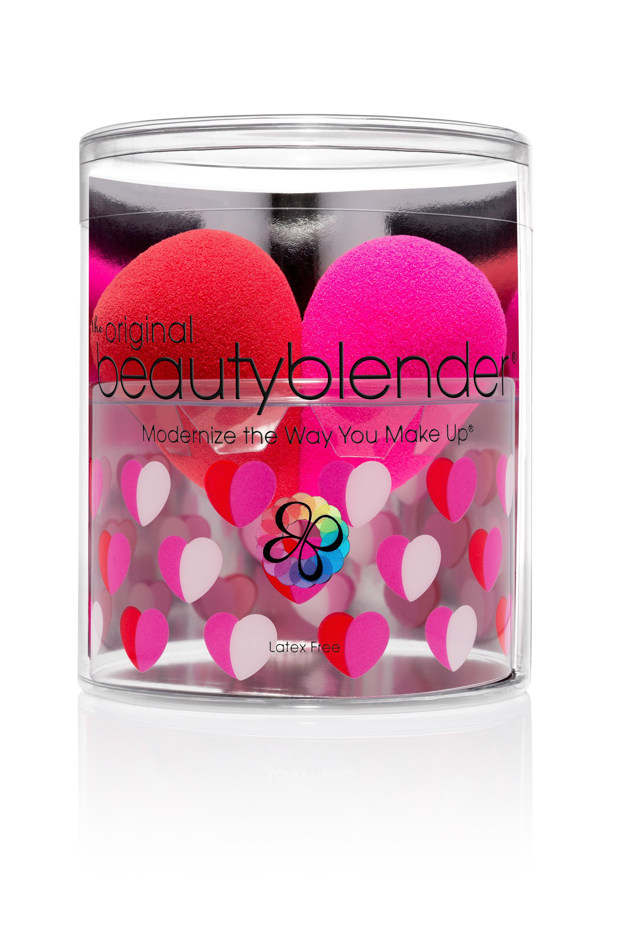 The beauty blender is a tool that makes your makeup application flawless. Use it with favorite primers, cream foundations, loose and pressed powders, cream blushes and any must-have complexion product.