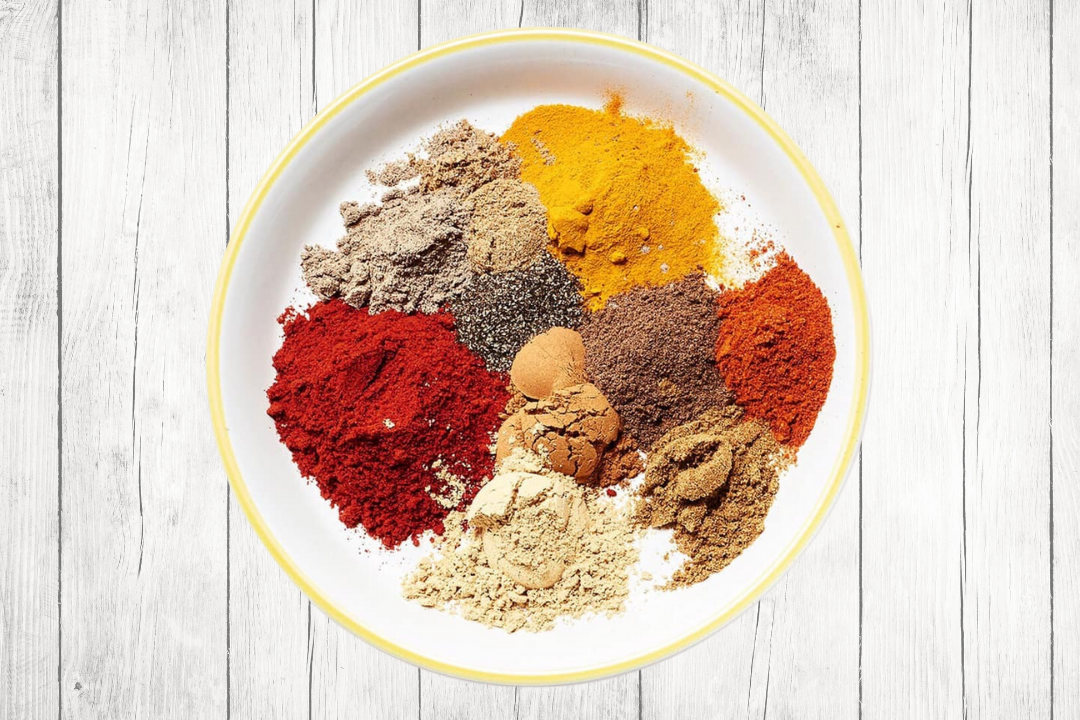 10 Spices With Powerful Health Benefits