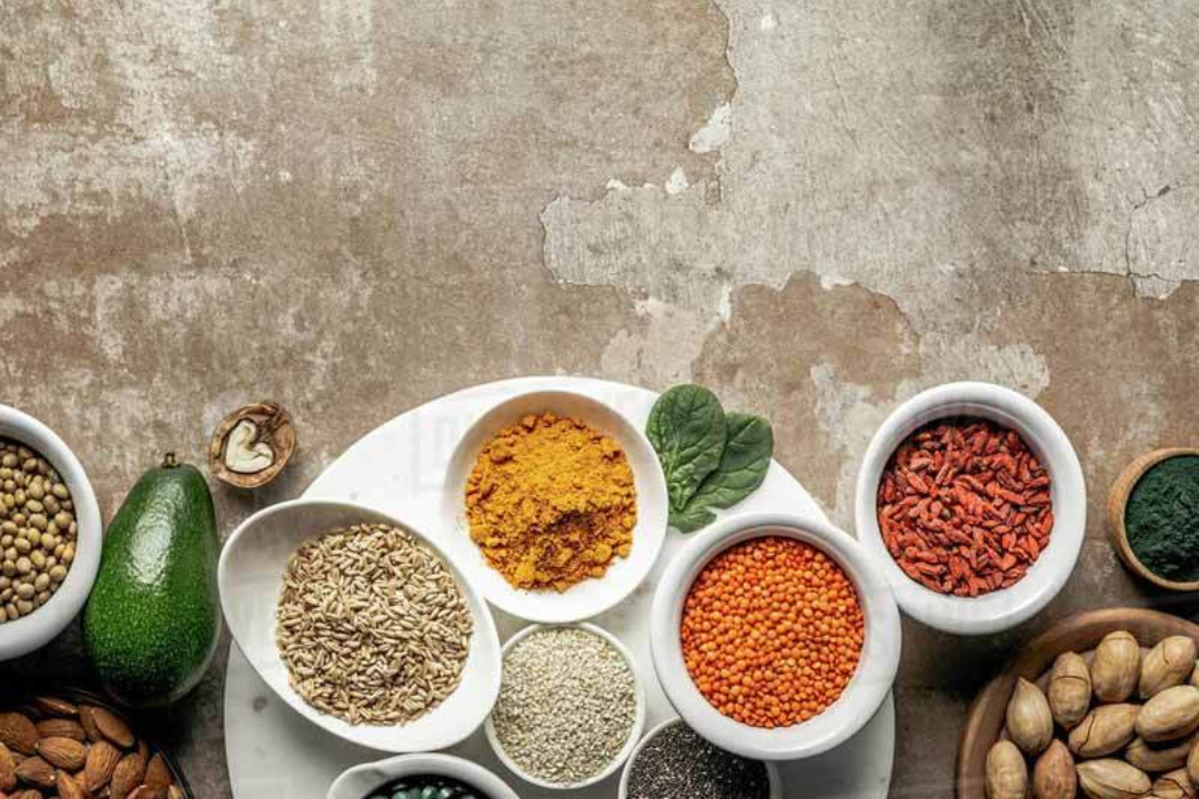 Superfoods Hiding In Your Kitchen