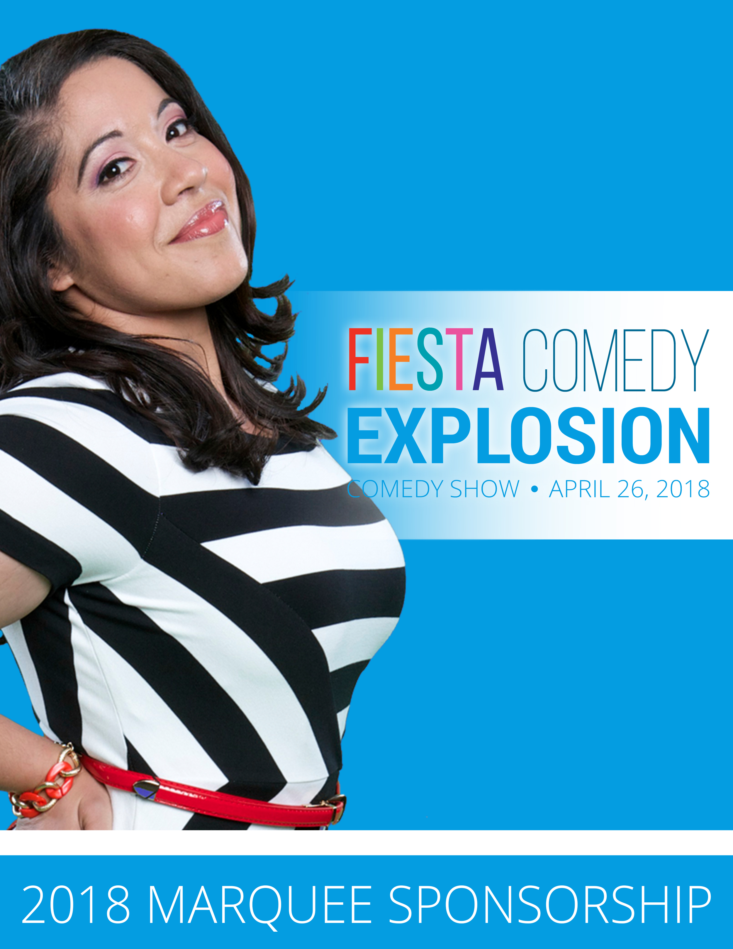 Marquee Sponsorship | Fiesta Comedy Explosion 2018 Sponsorship Package | Fiesta San Antonio | Official Priest Holmes Foundation Website | Priest Holmes Son | Priest Holmes Girlfriend | Priest Holmes Wife | Priest Holmes Engaged | Priest Holmes Family | Priest Holmes is Engaged