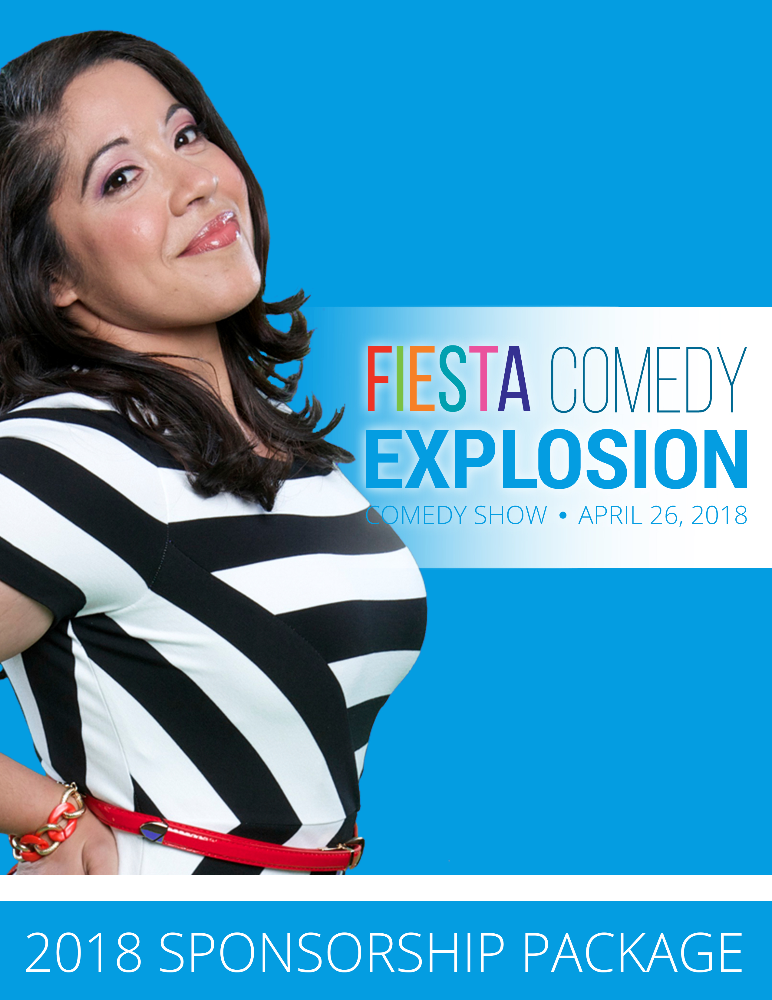 Fiesta Comedy Explosion Sponsorship Package Cover Image | Fiesta San Antonio | Official Priest Holmes Foundation Website | Priest Holmes Son | Priest Holmes Girlfriend | Priest Holmes Wife | Priest Holmes Engaged | Priest Holmes Family | Priest Holmes is Engaged