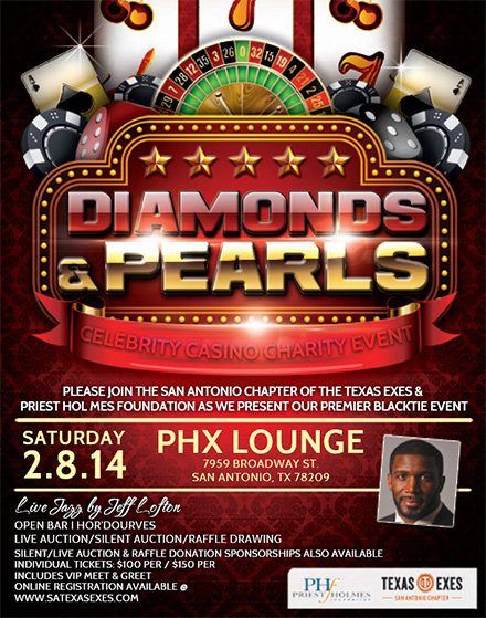 Diamonds & Pearls Celebrity Casino Charity Event | Official Priest Holmes Foundation Website | Priest Holmes Son | Priest Holmes Girlfriend | Priest Holmes Wife | Priest Holmes Engaged | Priest Holmes Family | Priest Holmes is Engaged