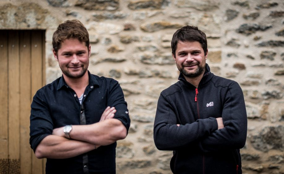 Marc and Alex Bachelet of Domaine Bachelet-Monnot