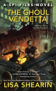 Cover art for The Ghoul Vendetta