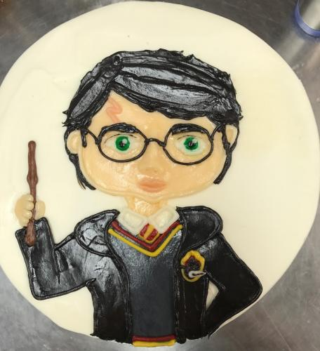 124 Harry Potter Bust Up