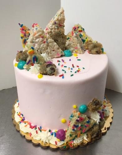 136 Dessert Cake