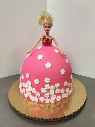 28 Flower Barbie