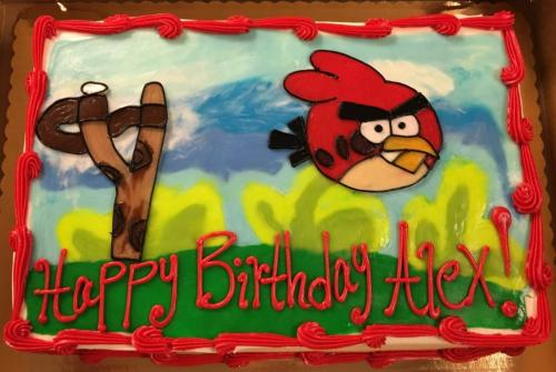 93 Angry Birds