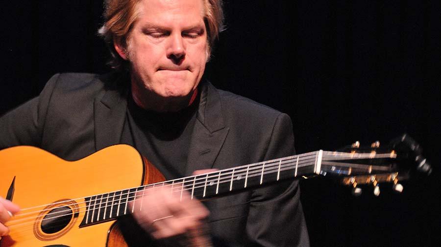 John Jorgensen Guitar