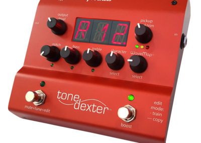 ToneDexter Hero Image Facing Left