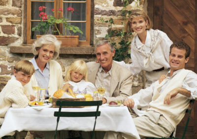 New Holiday Traditions that can help your aging loved one