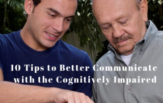 10 Tips to communicate better with Dementia