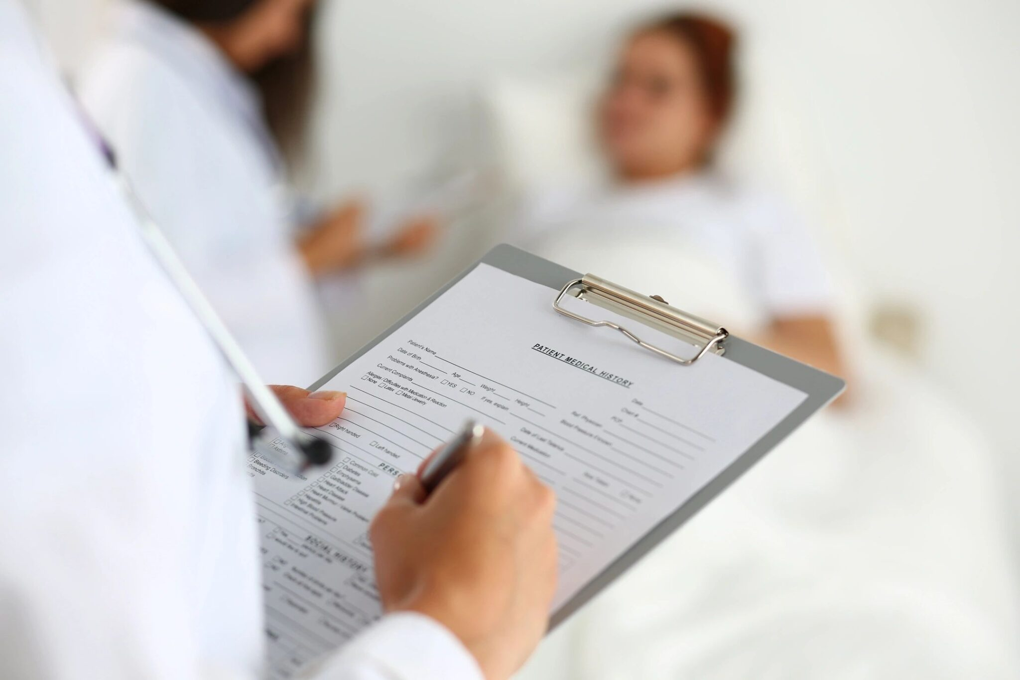 Patient Advocates are a Must When your Loved One is Hospitalized.