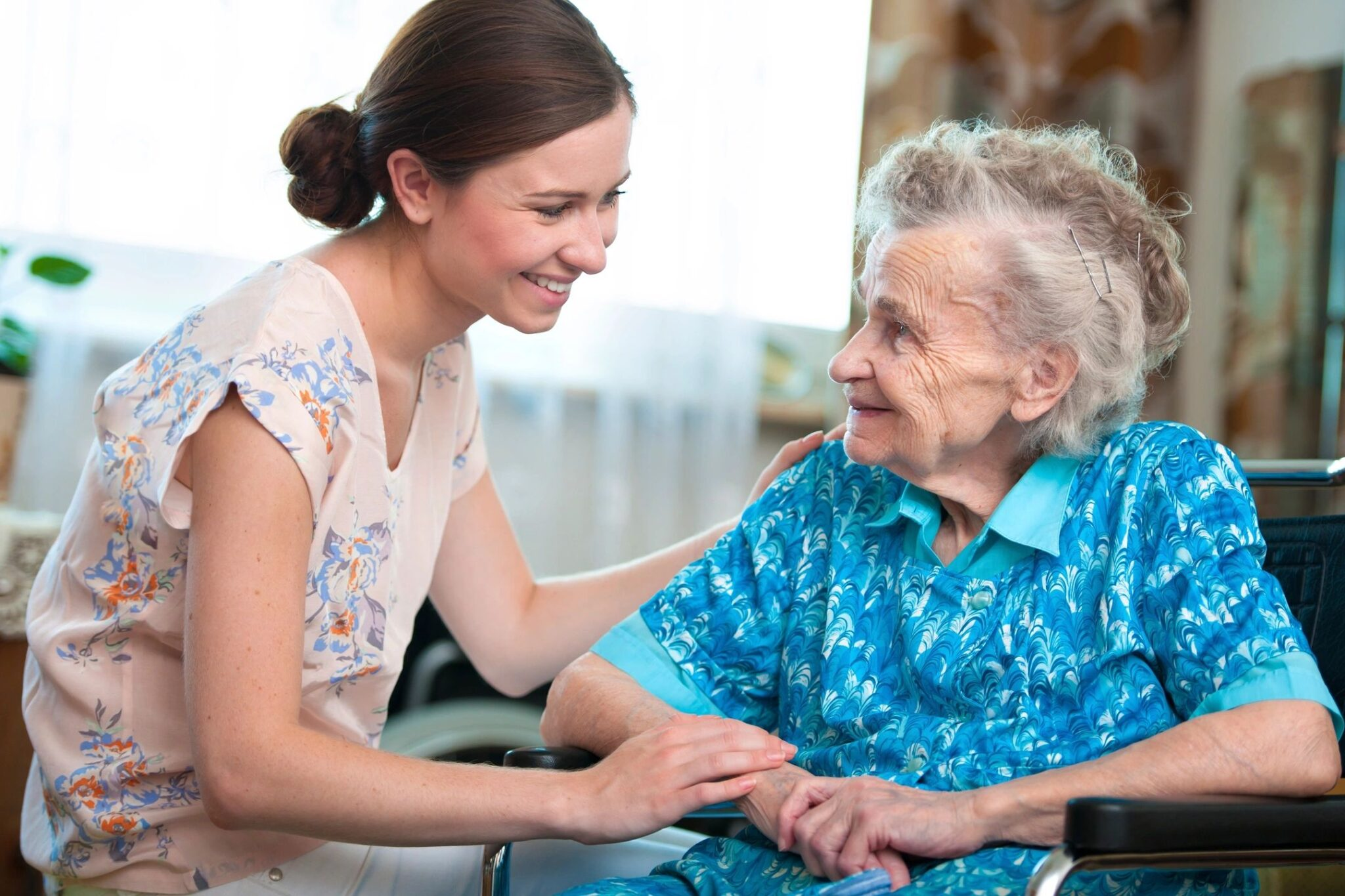 Care Managers ensure the safety of the elderly