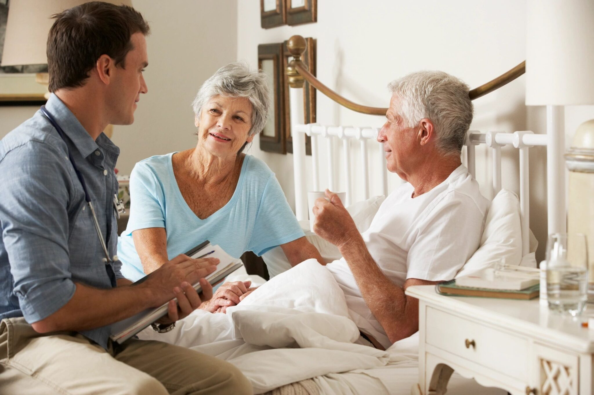Preventing Hospitalizations Among Seniors