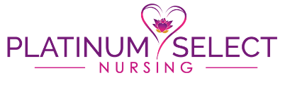 Platinum Select Nursing Logo