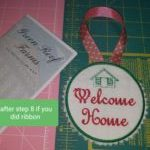 Coasters, Ornaments and Sachets