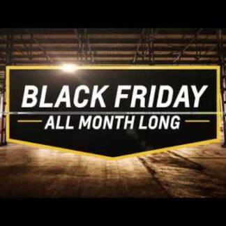 Black Friday Sale until supply gone