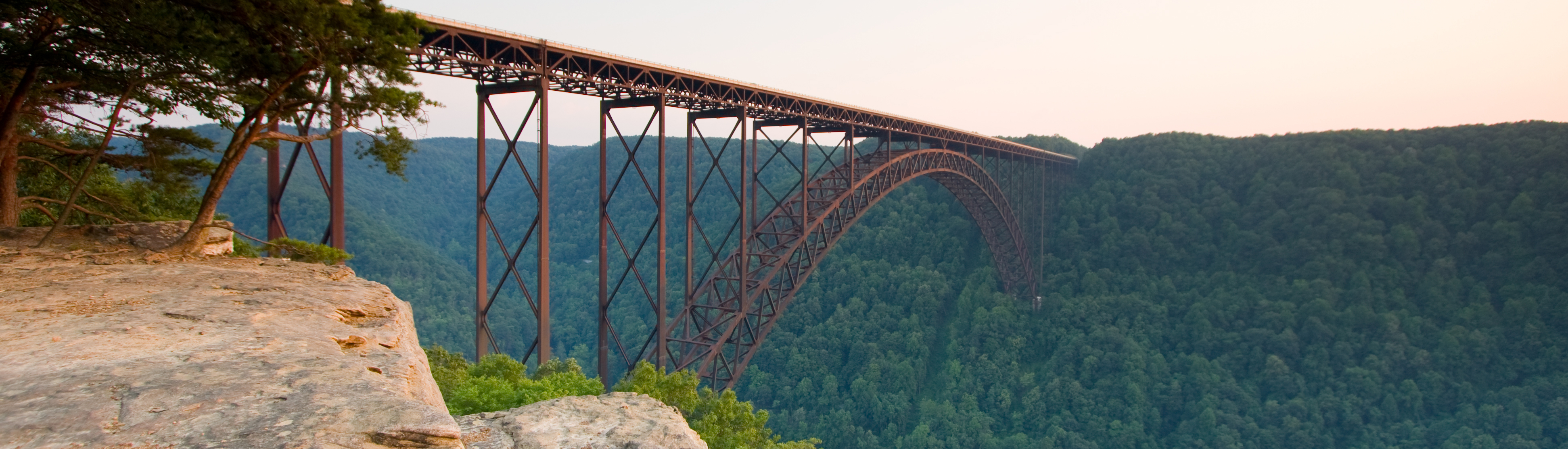 New River Gorge Cabins Bridge