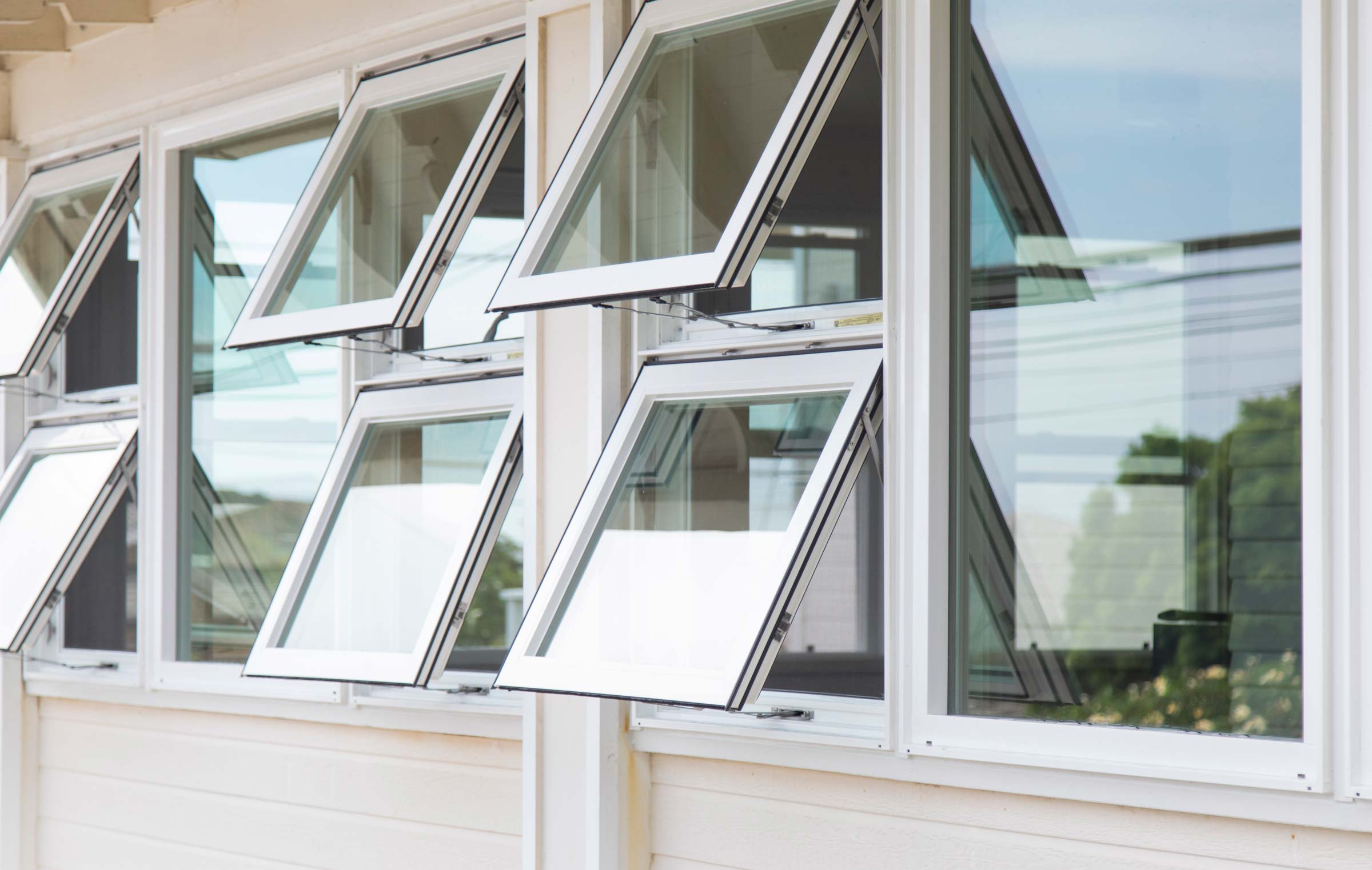 Vinyl Awning Windows from Island Windows and Doors