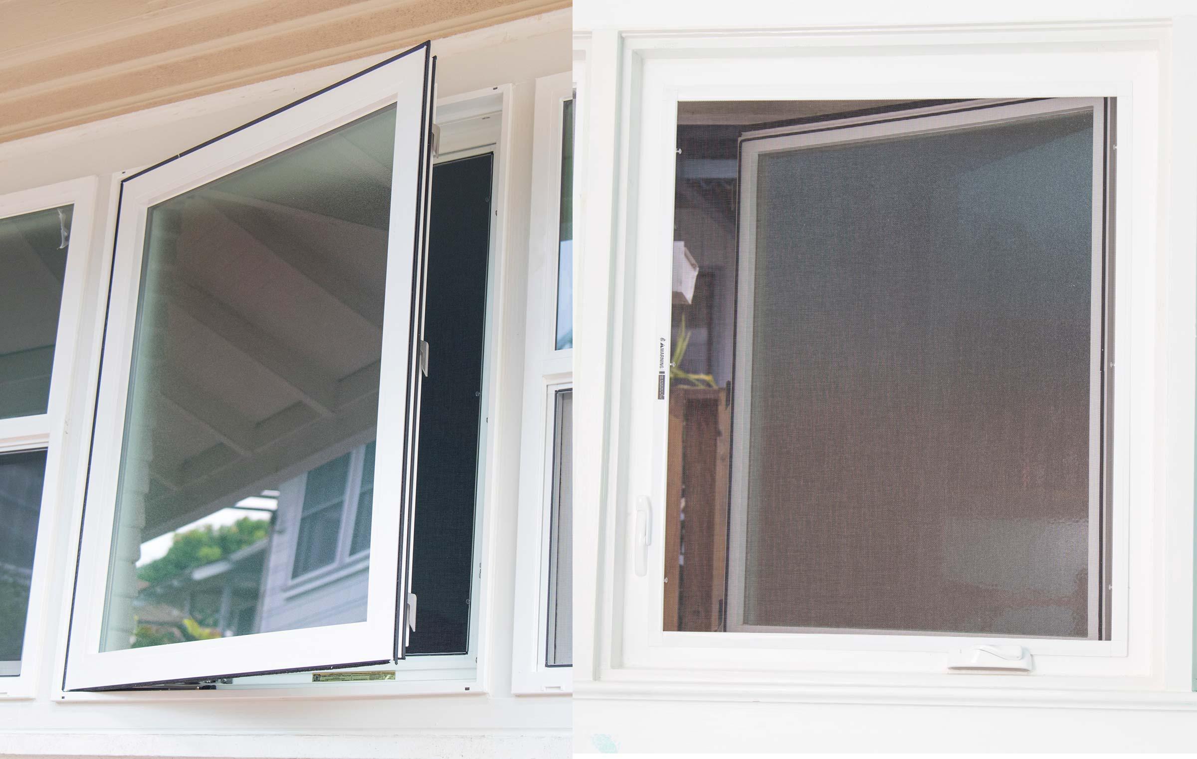 Vinyl Casement Windows from Island Windows and Doors