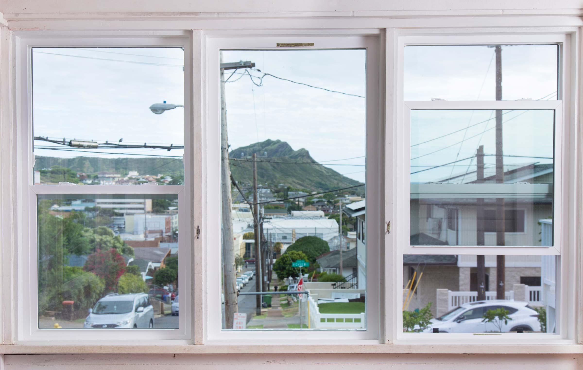 Vinyl Single Hung Windows from Island Windows and Doors