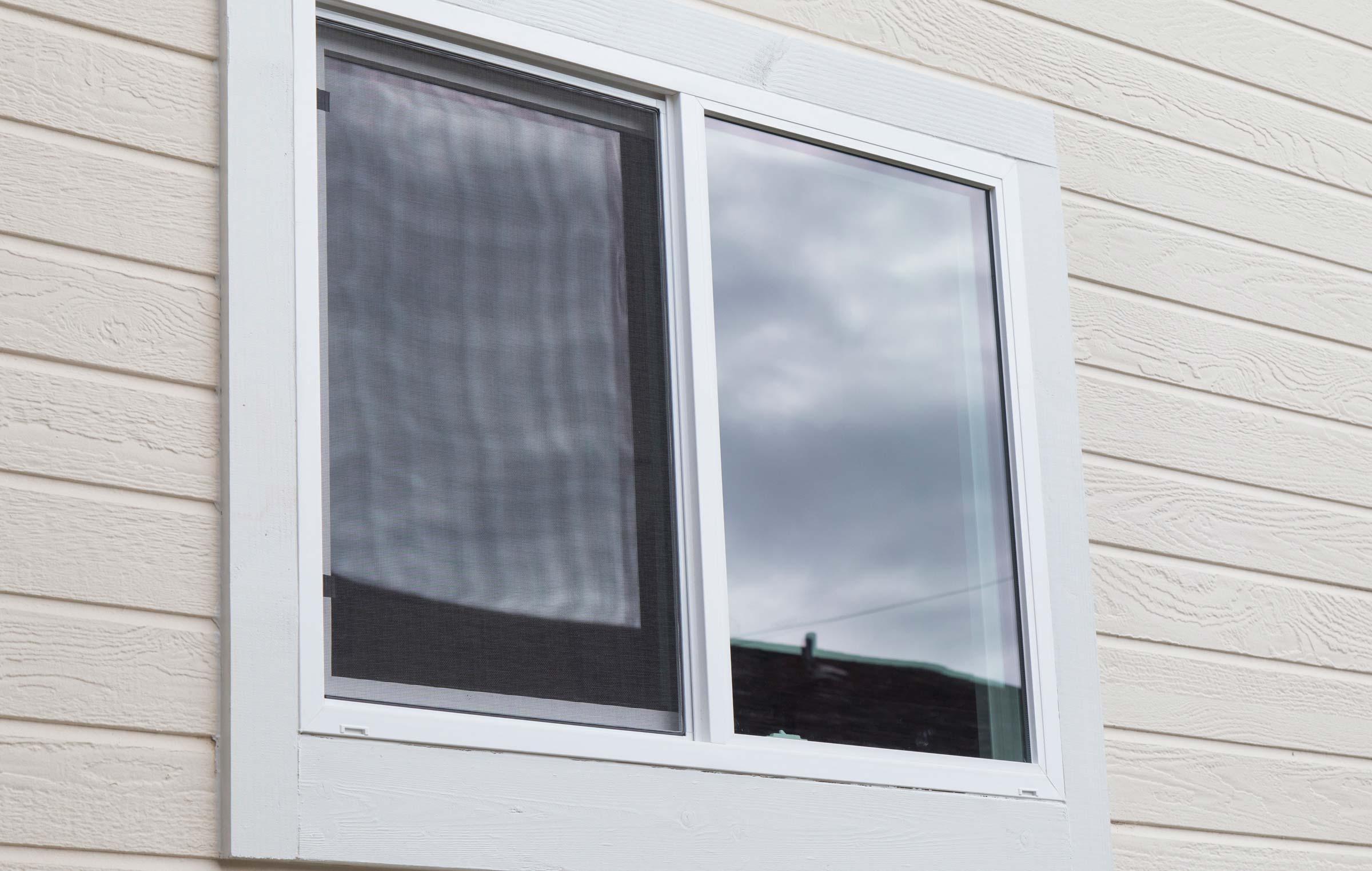 Vinyl Sliding Windows from Island Windows and Doors