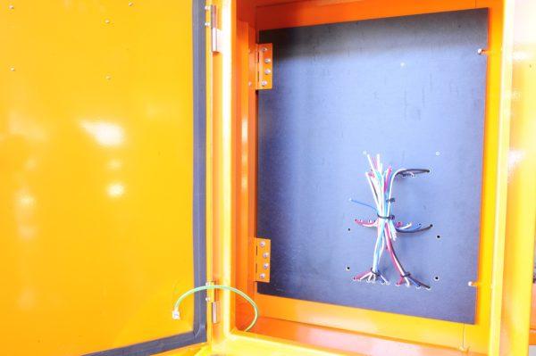 Meter Panel Spider