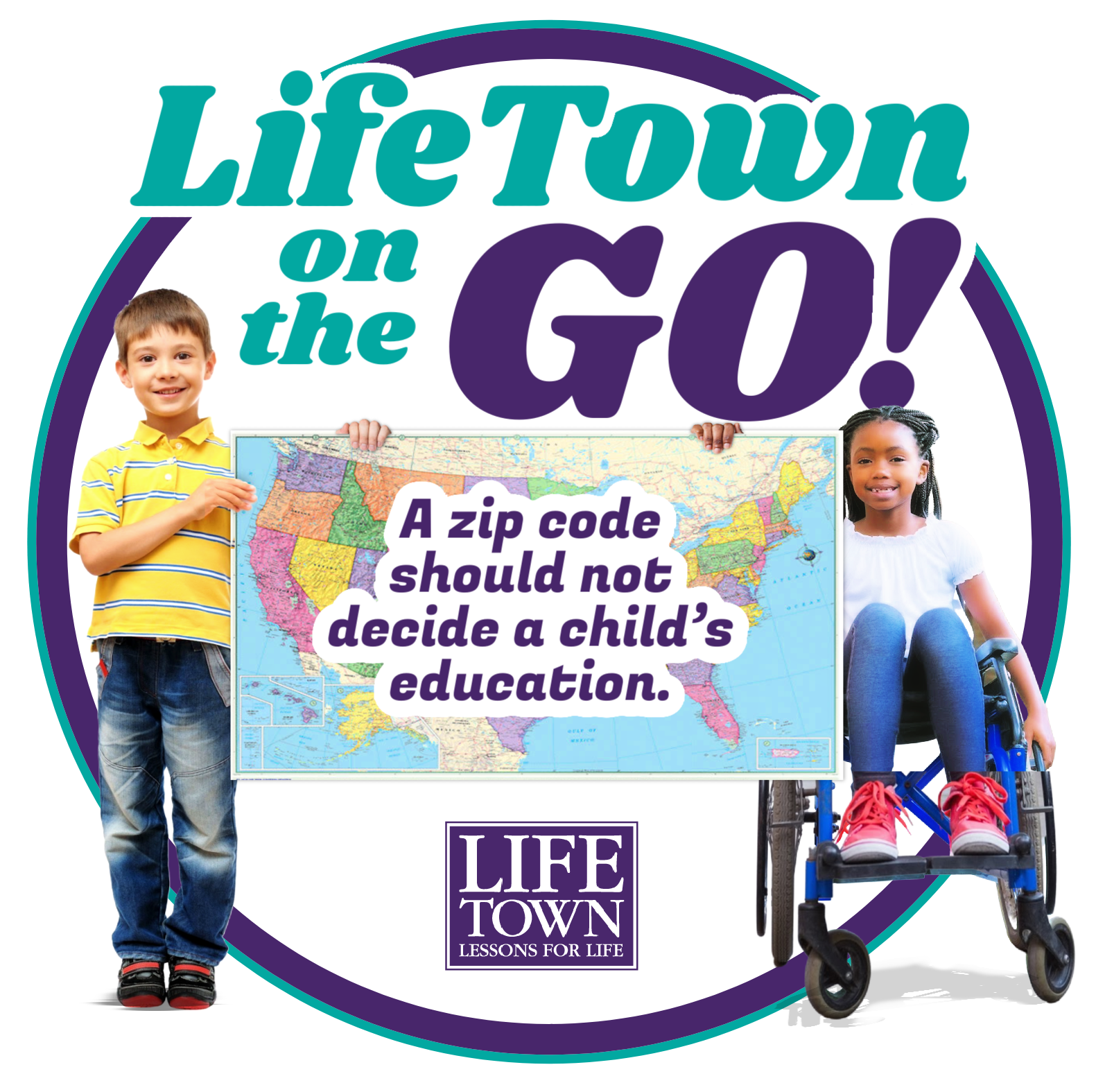 LifeTown on the GO!