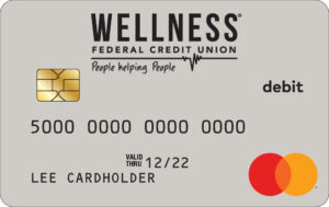 new debit card