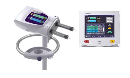 MRI injector + Control