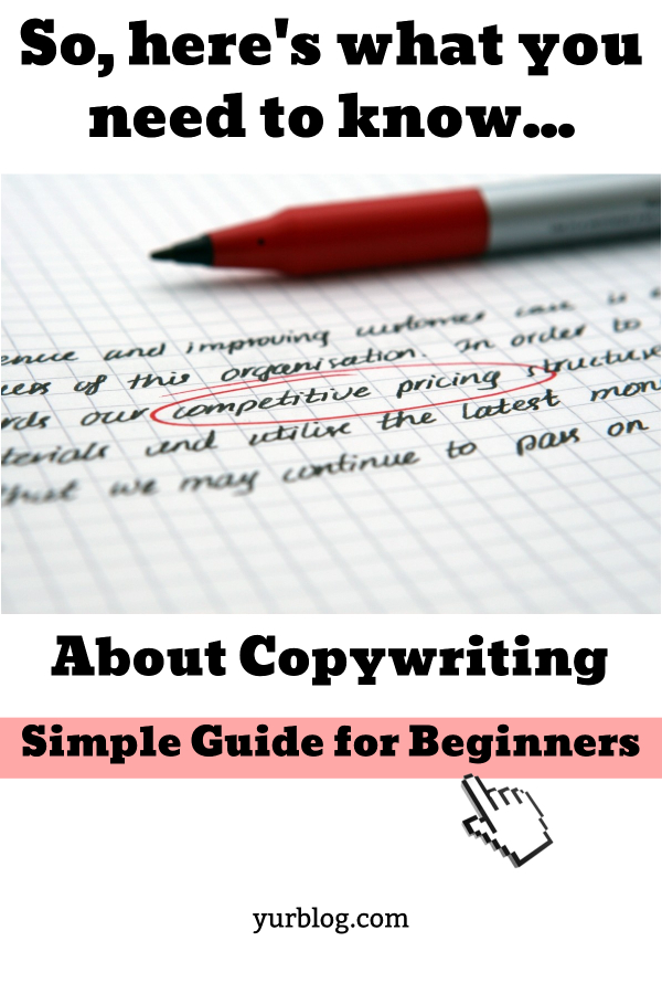 learn copywriting online