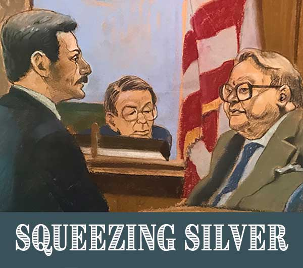 Book Reading: Squeezing Silver Kenwood