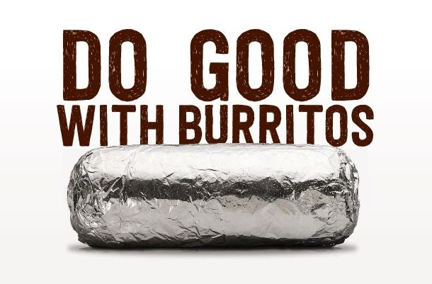Chipotle Night Fundraiser December 17th!