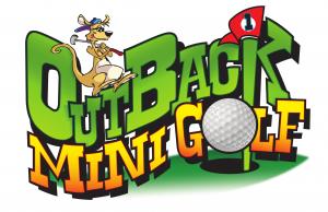 Outback Mini Golf logo 8-29-16