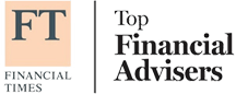 Financial Times Award title and logo