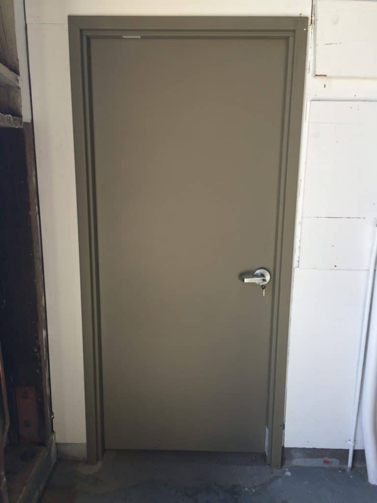personnel doors repair and replacement