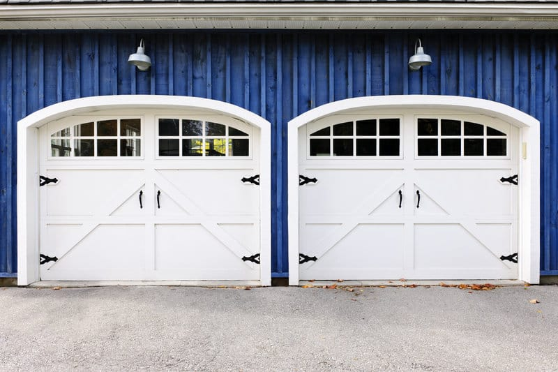 the best garage door materials for your climate