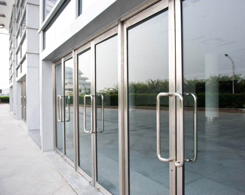 choosing the right commercial doors for your business