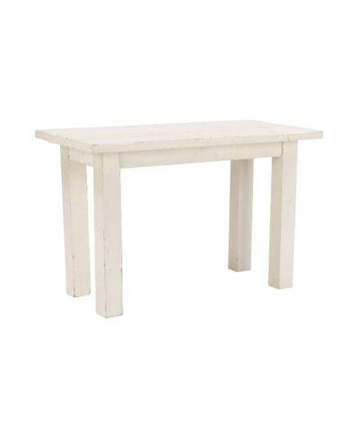 2'X4' Whitewashed Sweetheart Table