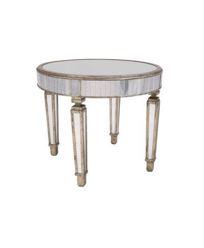 "36"" Mirror Finish Table"