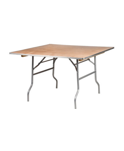 """48"""" Square Tables"""